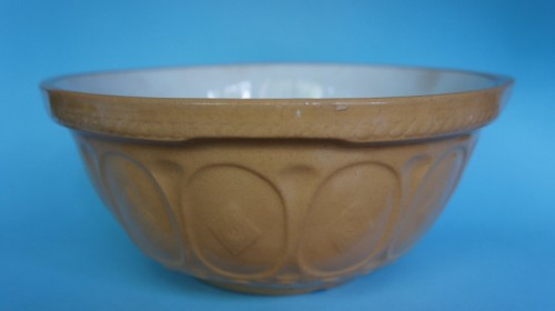 Vintage Green & Co mixing bowl