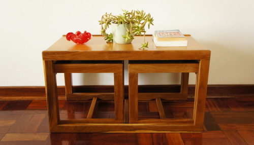 Pye-Franklin Ltd nesting tables