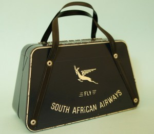 Vintage SAA money box