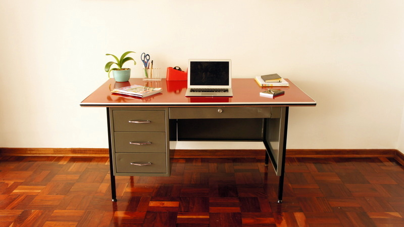 Retro Hendlers Desk – Mint The Shop