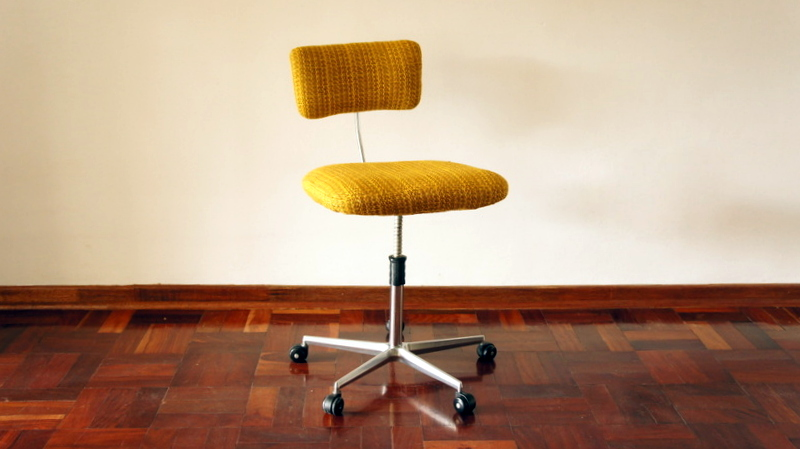 retro danish office chair mint the shop